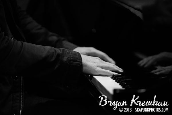 Peter Bradley Adams @ Rockwood Music Hall, NYC - March 9th 2013 (6)