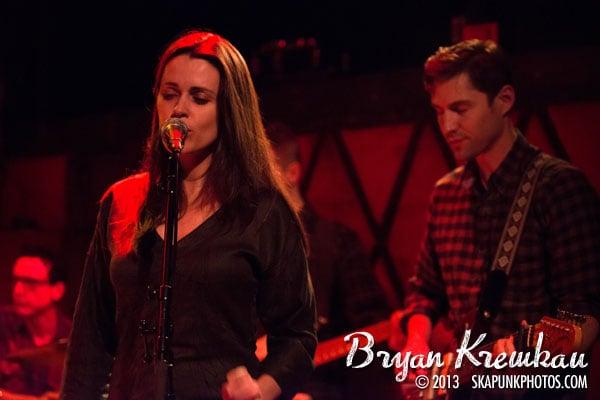 Peter Bradley Adams @ Rockwood Music Hall, NYC - March 9th 2013 (4)