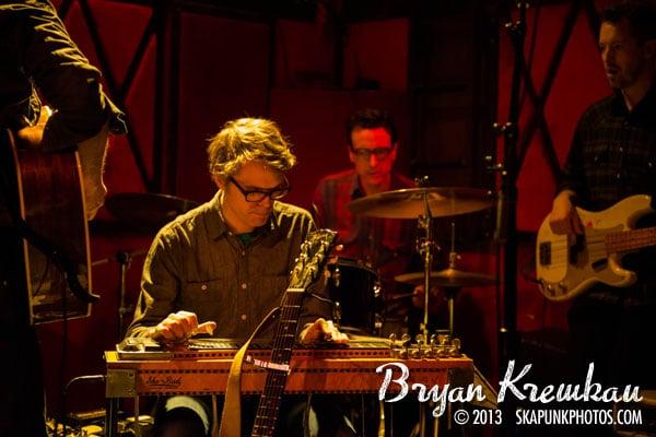 Peter Bradley Adams @ Rockwood Music Hall, NYC - March 9th 2013 (2)