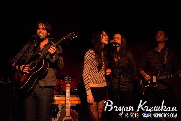 Peter Bradley Adams @ Rockwood Music Hall, NYC - March 9th 2013 (1)