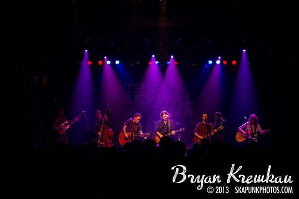 The Revival Tour 2013 @ Irving Plaza, NYC - Photos by Bryan Kremkau (1)