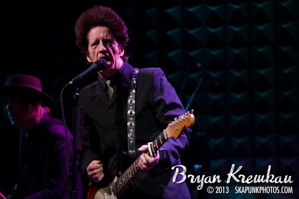 Willie Nile @ Joe's Pub, NYC - April 3rd 2013 - Photos by Bryan Kremkau (35)