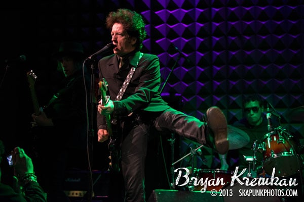 Willie Nile @ Joe's Pub, NYC - April 3rd 2013 - Photos by Bryan Kremkau (31)