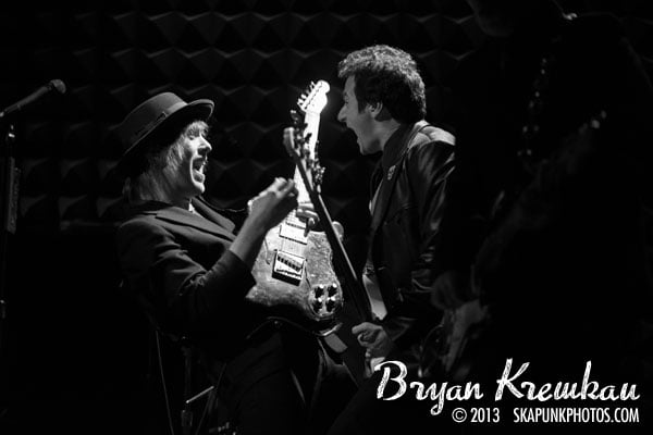 Willie Nile @ Joe's Pub, NYC - April 3rd 2013 - Photos by Bryan Kremkau (3)