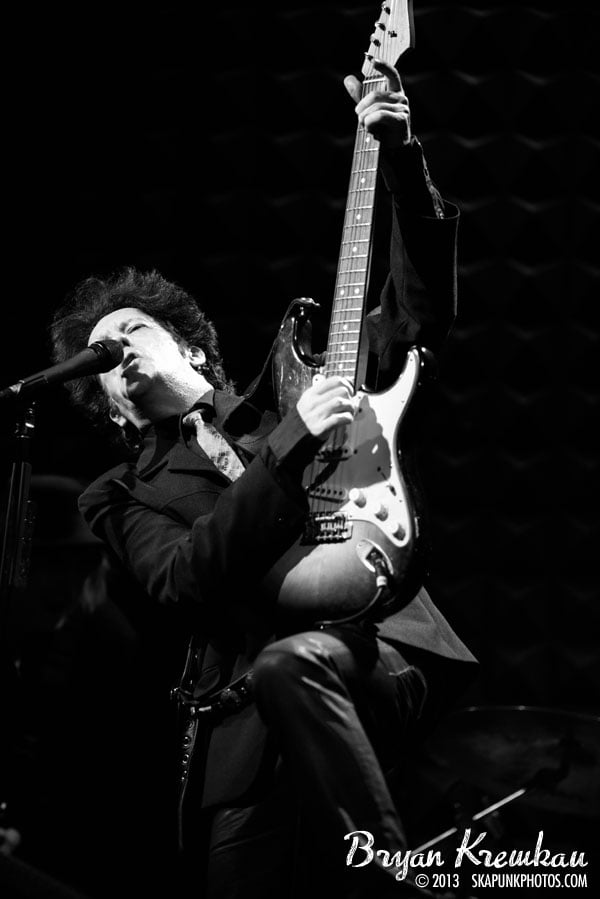 Willie Nile @ Joe's Pub, NYC - April 3rd 2013 - Photos by Bryan Kremkau (27)