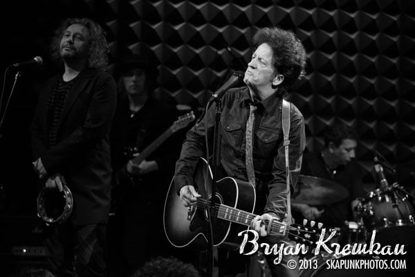Willie Nile @ Joe's Pub, NYC - April 3rd 2013 - Photos by Bryan Kremkau (23)