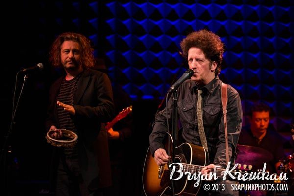Willie Nile @ Joe's Pub, NYC - April 3rd 2013 - Photos by Bryan Kremkau (22)