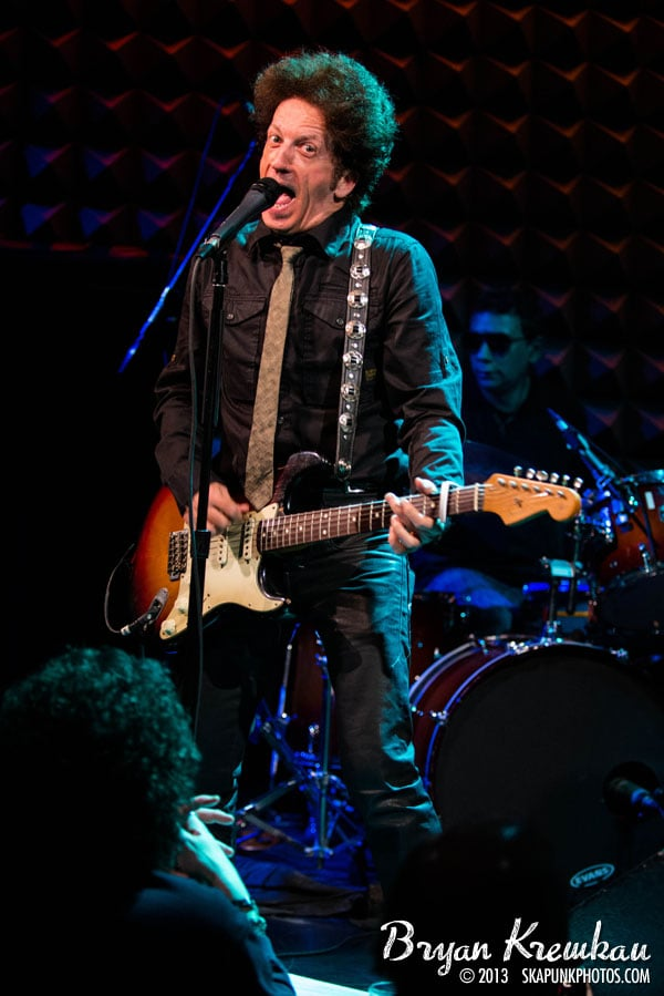 Willie Nile @ Joe's Pub, NYC - April 3rd 2013 - Photos by Bryan Kremkau (2)