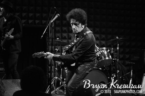 Willie Nile @ Joe's Pub, NYC - April 3rd 2013 - Photos by Bryan Kremkau (19)