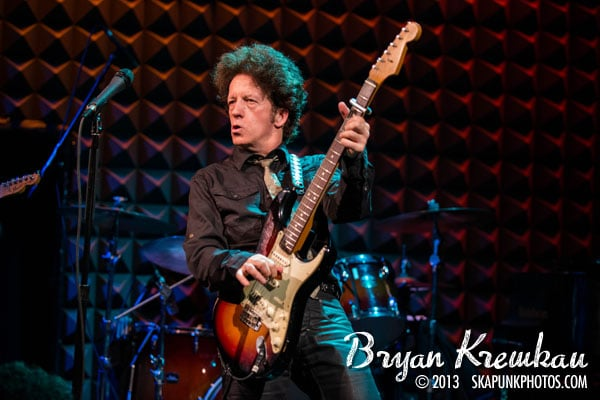 Willie Nile @ Joe's Pub, NYC - April 3rd 2013 - Photos by Bryan Kremkau (18)