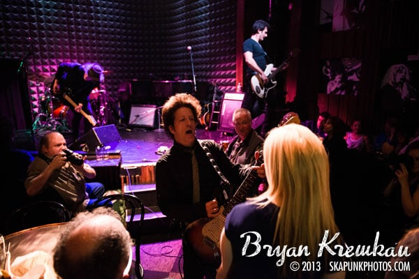 Willie Nile @ Joe's Pub, NYC - April 3rd 2013 - Photos by Bryan Kremkau (16)
