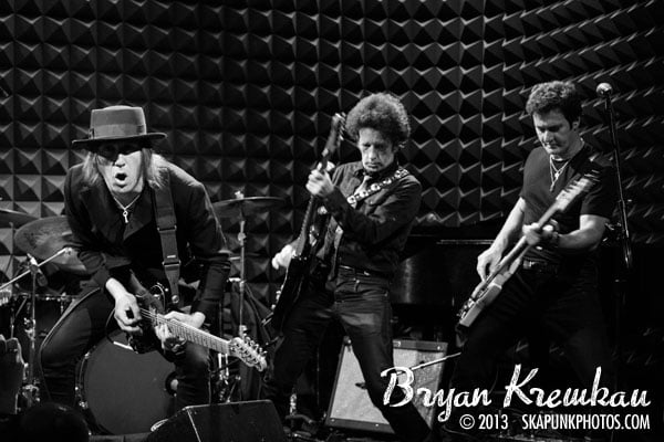 Willie Nile @ Joe's Pub, NYC - April 3rd 2013 - Photos by Bryan Kremkau (14)