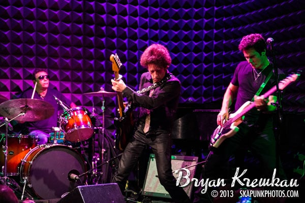Willie Nile @ Joe's Pub, NYC - April 3rd 2013 - Photos by Bryan Kremkau (13)
