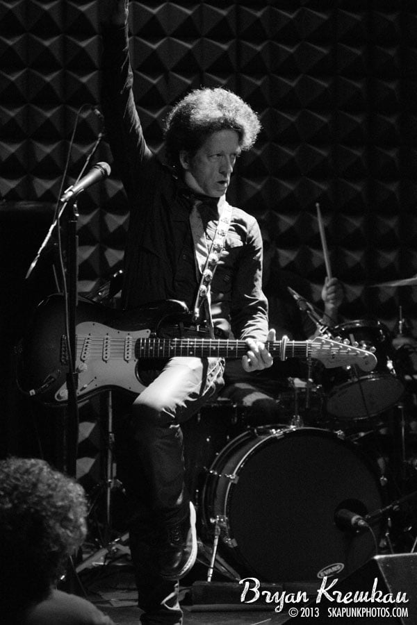Willie Nile @ Joe's Pub, NYC - April 3rd 2013 - Photos by Bryan Kremkau (11)