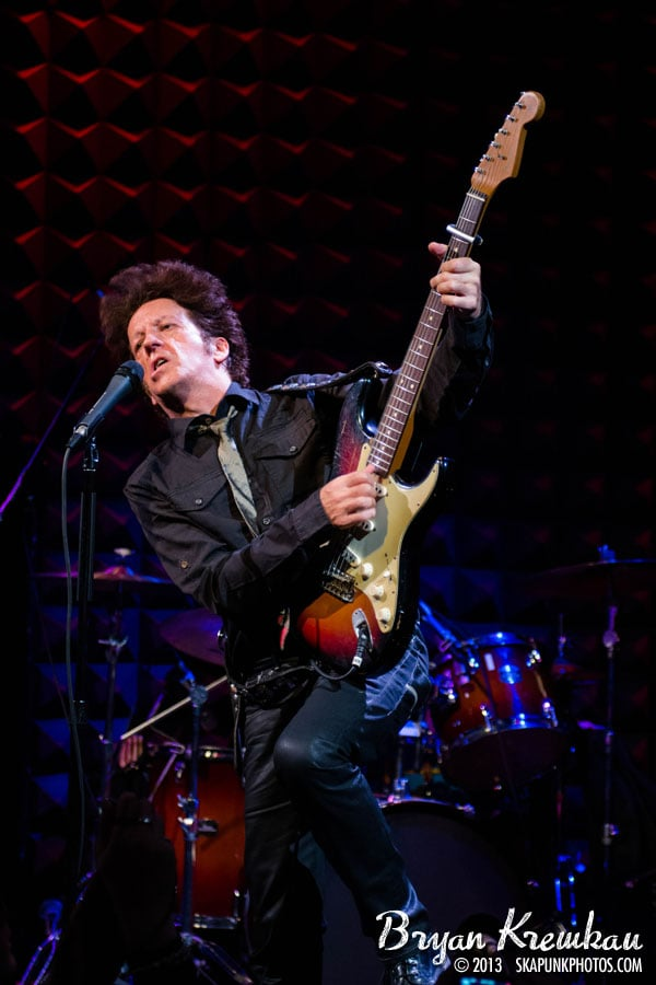 Willie Nile @ Joe's Pub, NYC - April 3rd 2013 - Photos by Bryan Kremkau (9)