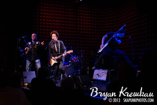 Willie Nile @ Joe's Pub, NYC - April 3rd 2013 - Photos by Bryan Kremkau (8)