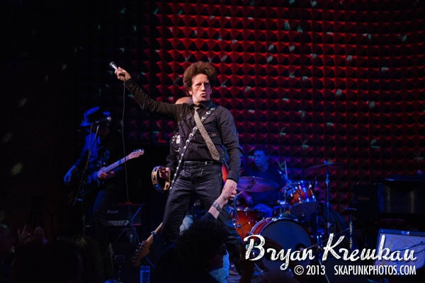 Willie Nile @ Joe's Pub, NYC - April 3rd 2013 - Photos by Bryan Kremkau (1)