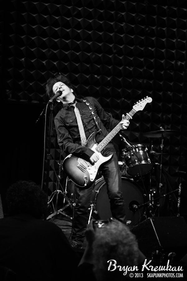 Willie Nile @ Joe's Pub, NYC - April 3rd 2013 - Photos by Bryan Kremkau (6)