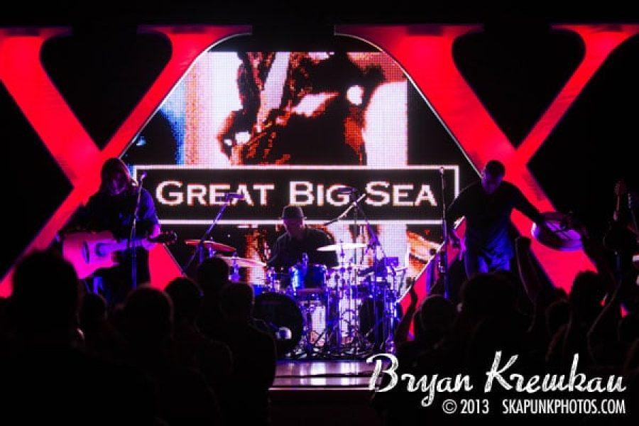 Great Big Sea at The Town Hall, NYC - April 19th 2013 (9)