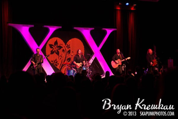 Great Big Sea at The Town Hall, NYC - April 19th 2013 (7)