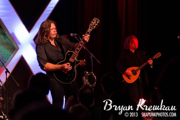Great Big Sea at The Town Hall, NYC - April 19th 2013 (4)