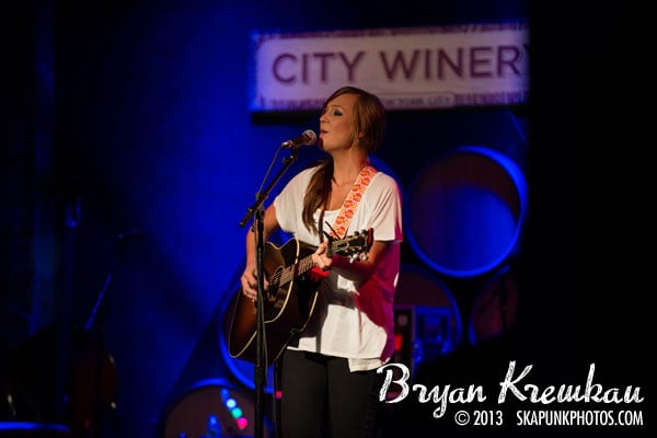 Emily Hearn @ City Winery, NYC - Bryan Kremkau (5)
