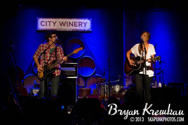 Emily Hearn @ City Winery, NYC - Bryan Kremkau (4)