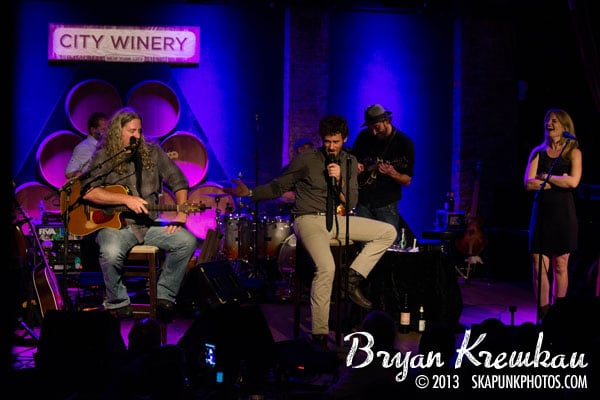 Carbon Leaf @ City Winery, NYC - July 11th 2013 - Bryan Kremkau (27)