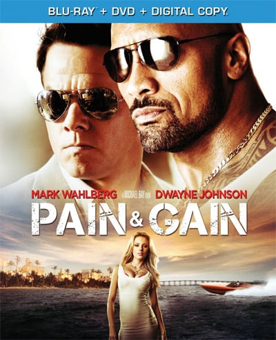 Pain & Gain Blu-Ray Review
