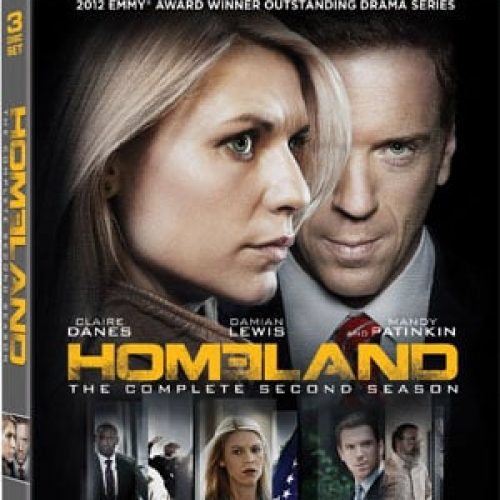Homeland: The Complete Second Season Blu-Ray Review