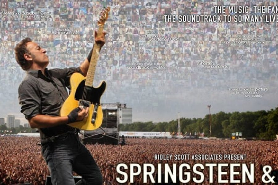 """""""Springsteen & I"""" DVD and Blu-ray To Be Released On October 29"""