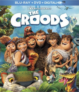 The Croods Blu-Ray Review