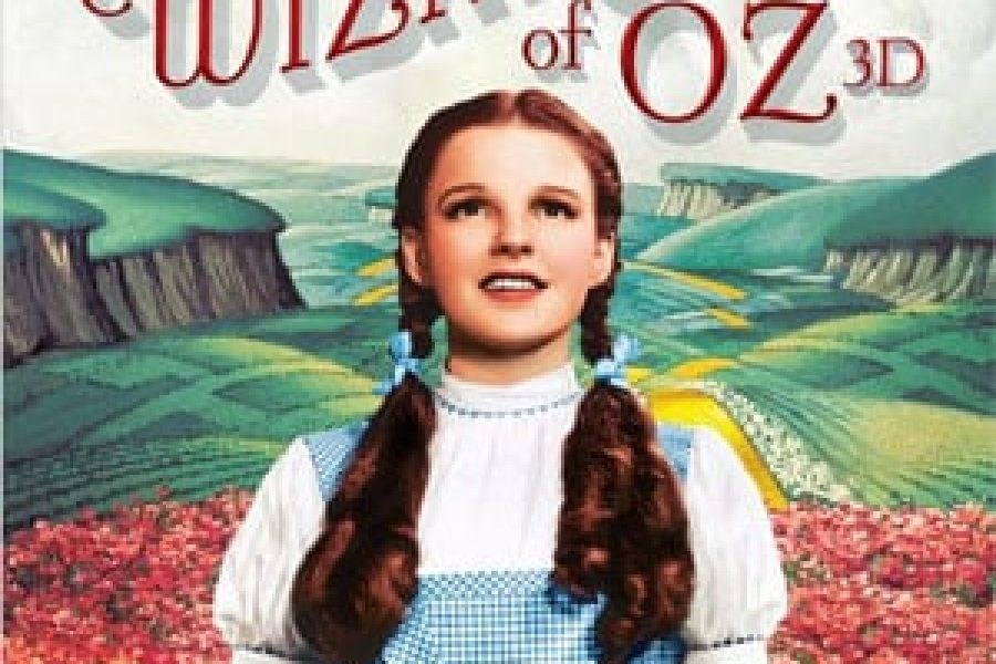 Wizard of Oz 75th Anniversary Blu-Ray Review