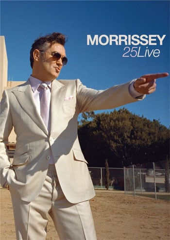 Morrissey - 25: Live DVD Review