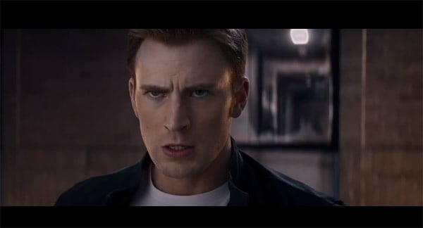 Captain America: The Winter Soldier teaser trailer