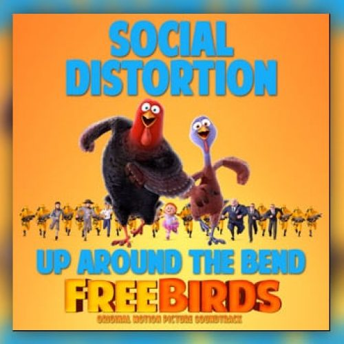 """Social Distortion covers Creedence Clearwater Revival's """"Up Around The Bend"""""""