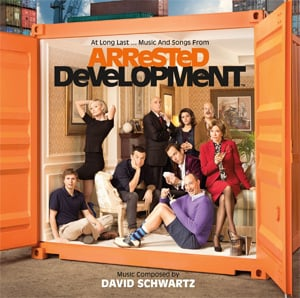 Arrested Development soundtrack review