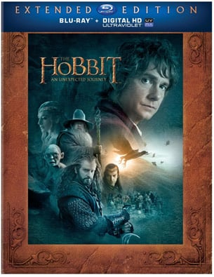 The Hobbit: An Unexpected Journey (Extended Edition) (Blu-ray + UltraViolet) Blu-Ray Review
