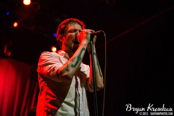 Frank Turner, The Smith Street Band, Koo Koo Kanga Roo @ Terminal 5, NYC - Photo by Bryan Kremkau (21)