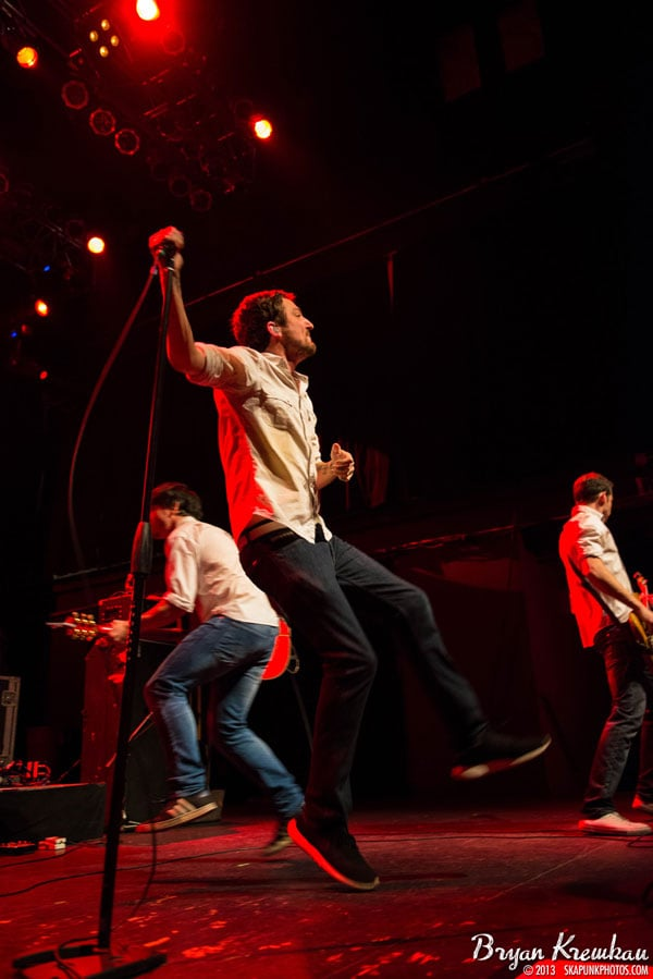 Frank Turner, The Smith Street Band, Koo Koo Kanga Roo @ Terminal 5, NYC - Photo by Bryan Kremkau (20)