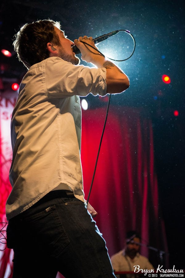 Frank Turner, The Smith Street Band, Koo Koo Kanga Roo @ Terminal 5, NYC - Photo by Bryan Kremkau (16)