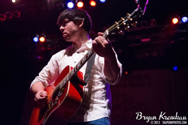 Frank Turner, The Smith Street Band, Koo Koo Kanga Roo @ Terminal 5, NYC - Photo by Bryan Kremkau (15)