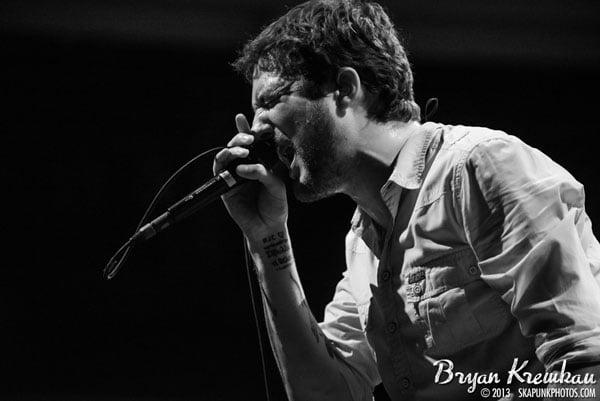 Frank Turner, The Smith Street Band, Koo Koo Kanga Roo @ Terminal 5, NYC - Photo by Bryan Kremkau (14)