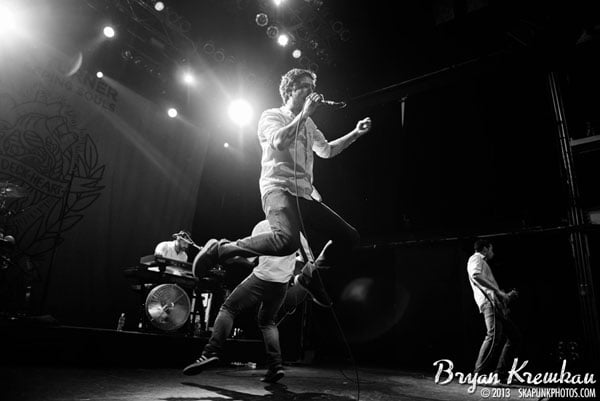 Frank Turner, The Smith Street Band, Koo Koo Kanga Roo @ Terminal 5, NYC - Photo by Bryan Kremkau (13)