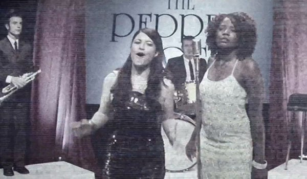 The Pepper Pots Good Times music video