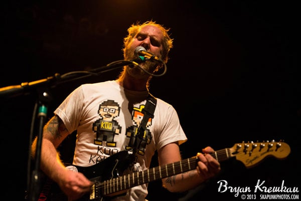 Frank Turner, The Smith Street Band, Koo Koo Kanga Roo @ Terminal 5, NYC - Photo by Bryan Kremkau (4)
