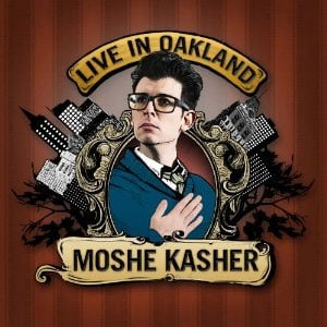 Moshe Kasher - Live In Oakland album review