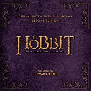 The Hobbit: The Desolation of Smaug album review