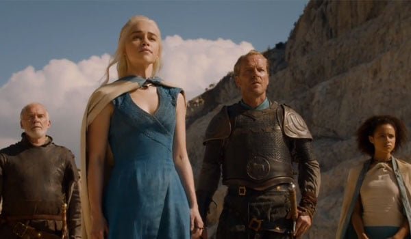 Game of Thrones Season 4 trailer