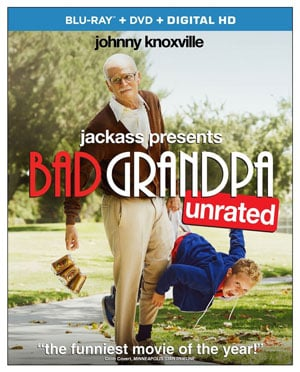 Bad Grandpa Blu-Ray Review